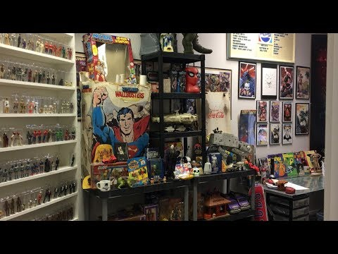 Austin Office Tour/Vintage Toy Collection