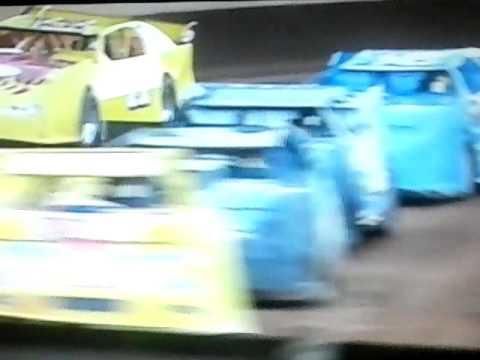 Bedford Speedway 6-15-12 SLM Heat #1****