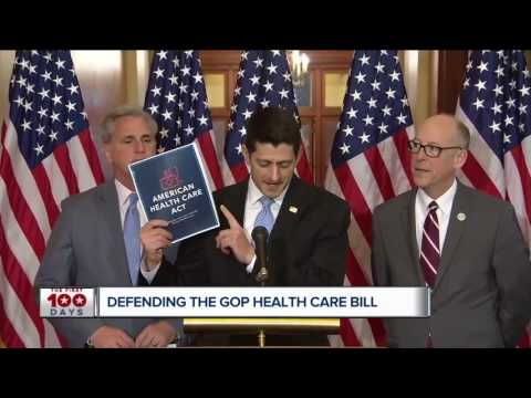 Former Wisconsin Governor Tommy Thompson defends Trump Health Care proposal