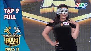 GIỌNG CA BÍ ẨN | Ngọc nữ cover triệu view Hương Ly bất ngờ xuất hiện | TẬP 9 FULL | 23/9/2019 #GCBA