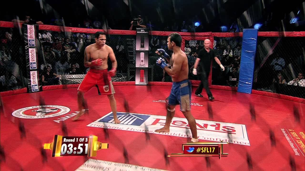 MMA in India: Super Fight Leag...