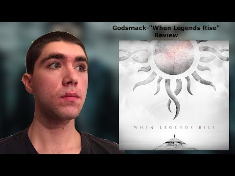 "Godsmack""When Legends Rise"" Track Review"