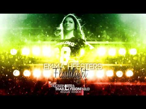 Emma Heesters - Flashlight (Cover) (Hudson Leite & Thaellysson Pablo Reggae Version)