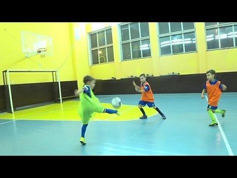 Футбол - Гол в 1 касание = младшие (ПОВТОР ТРЕНИРОВОЧНОЙ ИГРЫ, ДЛЯ НАШИХ РОДИТЕЛЕЙ - 2009/2010)
