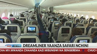 Video Ndege mpya ya serikali, Boeing Dreamliner yaanza safari kwa kishindo, Waziri aeleza hofu yake download MP3, 3GP, MP4, WEBM, AVI, FLV November 2018