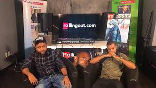 RollingOut Interview with Music Executives Backpack Miller & BackpackMula