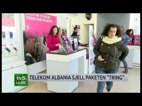 TELEKOM ALBANIA SJELL PAKETEN TRING