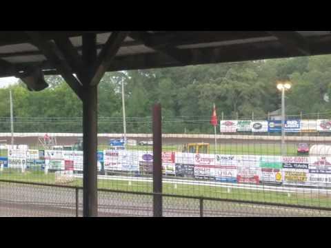 Dustin Virkus @ KRA Speedway- Heat 6.29.17