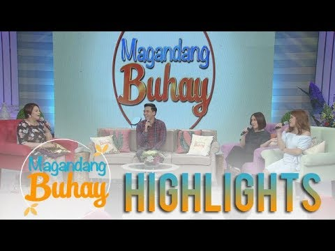 Magandang Buhay: Erik reveals on whose voice is being listened to in their house