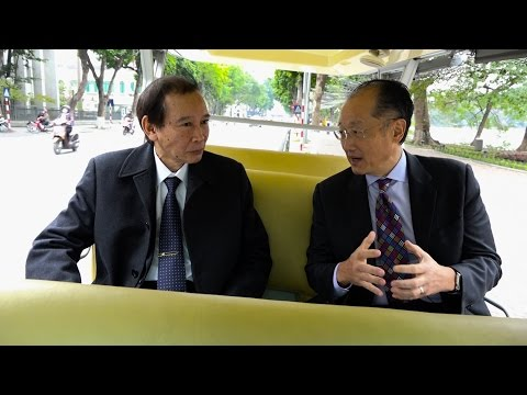 Jim Kim: Riding in Electric Cars With Scientists