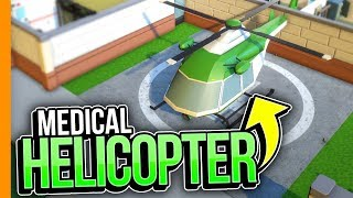 MEDICAL HELICOPTER // Rescue HQ - Part 6