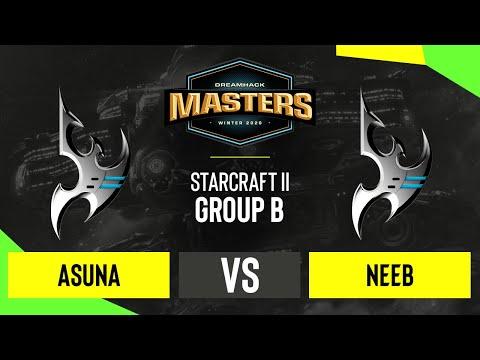 VOD: Neeb vs Asuna - DH SC2 Masters 2020 - Map 2