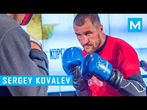 Sergey Kovalev Boxing Training Highlights | Muscle Madness