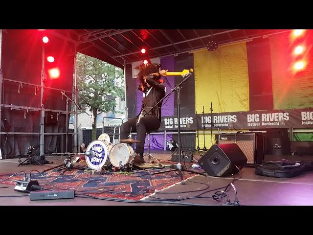 Lewis Floyd Henry - Voodoo Child at BIG RIVERS 2018