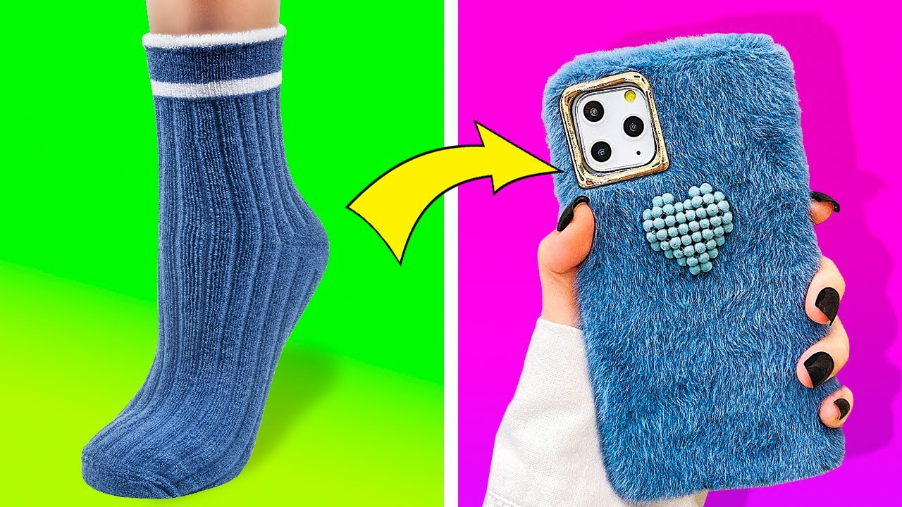 24 Awesome Diy Phone Case Ideas To Make In No Time Youtube