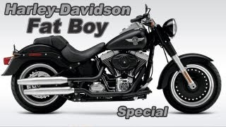 Teste: Harley-Davidson Fat Boy Special