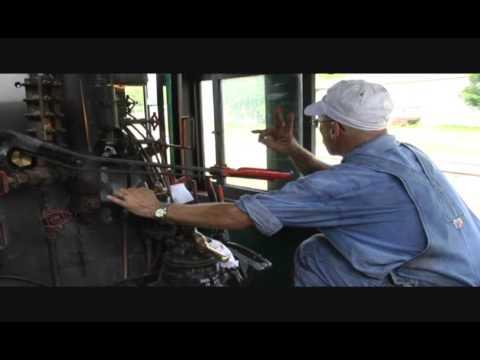 Texas State Railroad Cab Ride