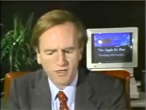Interview de John Sculley à propos de l'Apple II