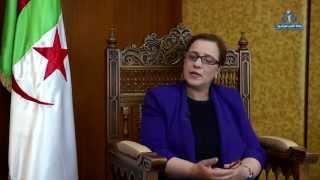 وزيرة التضامن الوطني و الأسرة  و قضايا المرأة في حوار خاص لوأج