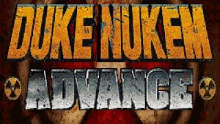 Duke Nukem Advance Gameplay [GBA - Game Boy Advance]