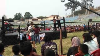wrestling nepal