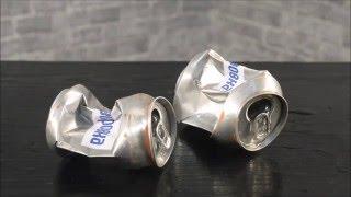 Алюминиевая банка и атмосферное давление/Aluminum cans and atmospheric pressure