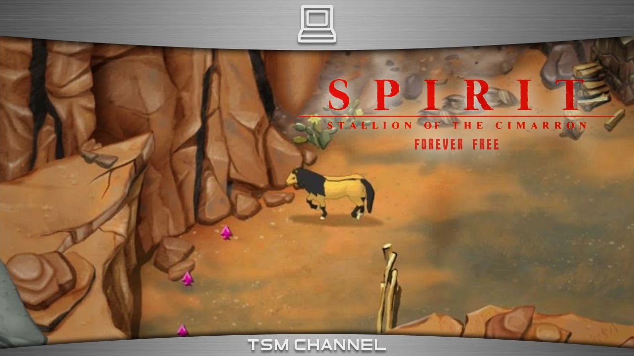 spirit stallion of the cimarron forever free part 1