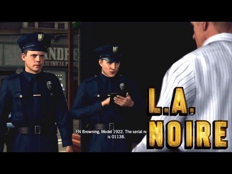 LA Noire - Let's Play Part 2 - Buyer Beware