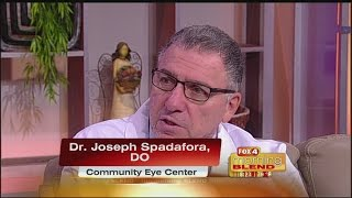 Community Eye Center: Treating Blurry Vision