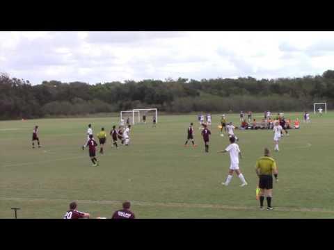 Texas A&M Club Soccer B vs UT