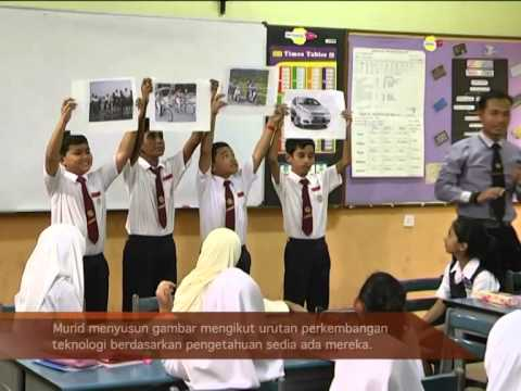 E Guru Sains Tahun 4 Perkembangan Teknologi 4 1 Penglibatan Murid Youtube