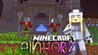 EINBRUCH IN DIE DUNKLE FESTUNG ✿ Minecraft EINHORN #06 [Deutsch/HD]
