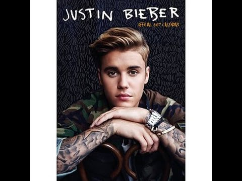 unboxing-the-official-justin-bieber-2017-calendar