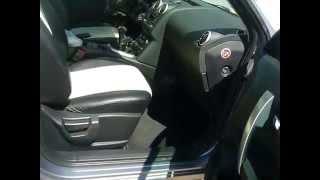 Автоковрик 68  Видео3  тест ковриков на сухую пыль