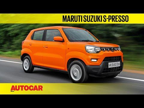 Maruti Suzuki S-Presso | First Drive Review | Autocar India