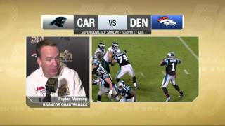 Peyton Manning On Cam Newton,