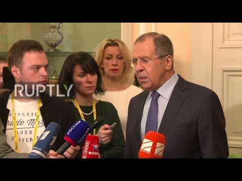 Germany: Lavrov says Normandy Quartet to push for Ukraine ceasefire