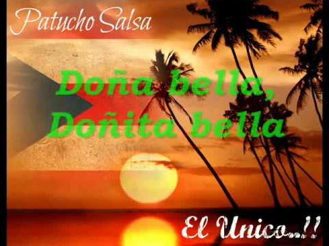 Doña Bella  - Bobby Valentin & Julio Lopez (letra Original)