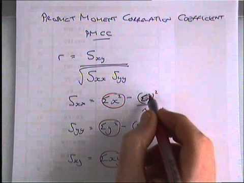 S1 Ch9 Correlation Part 2 PMCC