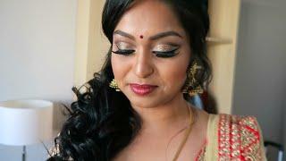 Oslo with Vithya | Bridal Job | Tamil hair and make up artist