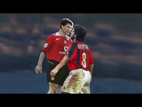 ►Gattuso vs Roy Keane - Wild Moments