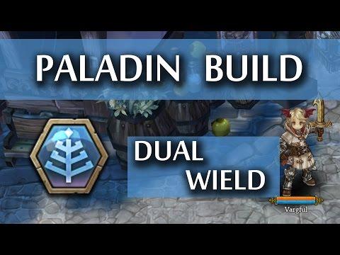 Tree Of Savior Paladin Build