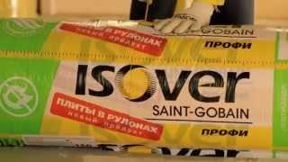 Как сделать звукоизоляцию в доме?(Купить минеральную вату Isover с доставкой по Киеву и области можно в нашем интернет магазине http://buddvir.com/utepliteli/..., 2014-04-17T10:23:05.000Z)