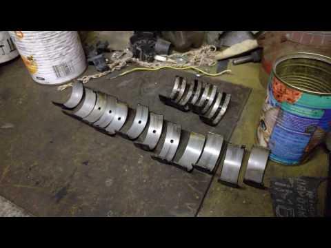 Капитальный ремонт двигателя ВАЗ 2110 (Часть 4) Список запчастей и цена