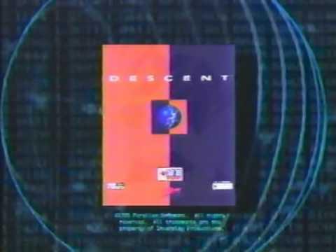 Descent - Original Trailer (video game)