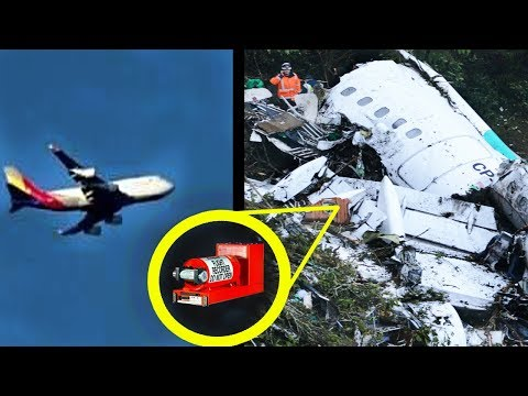 Top 5 Most Shocking Airplane Audio Recordings - Black Box Audio