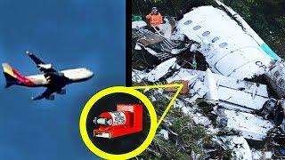 Top 5 Most Shocking Airplane Audio Recordings Black Box Audio