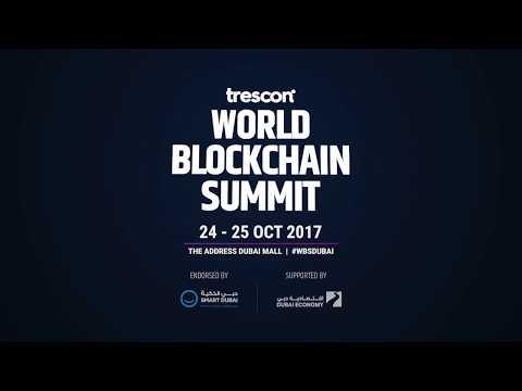 World Blockchain Summit, Dubai | Official Aftermovie | Trescon