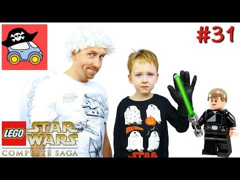 👽 ИМПЕРИЯ НАНОСИТ ОТВЕТНЫЙ УДАР 5 эпизод LEGO STAR WARS The Complete Saga Жестянка