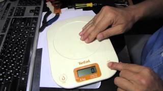 Смотреть видео  если заглючили электронные весы